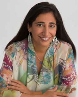 Dr. Azmaira H. Maker headshot