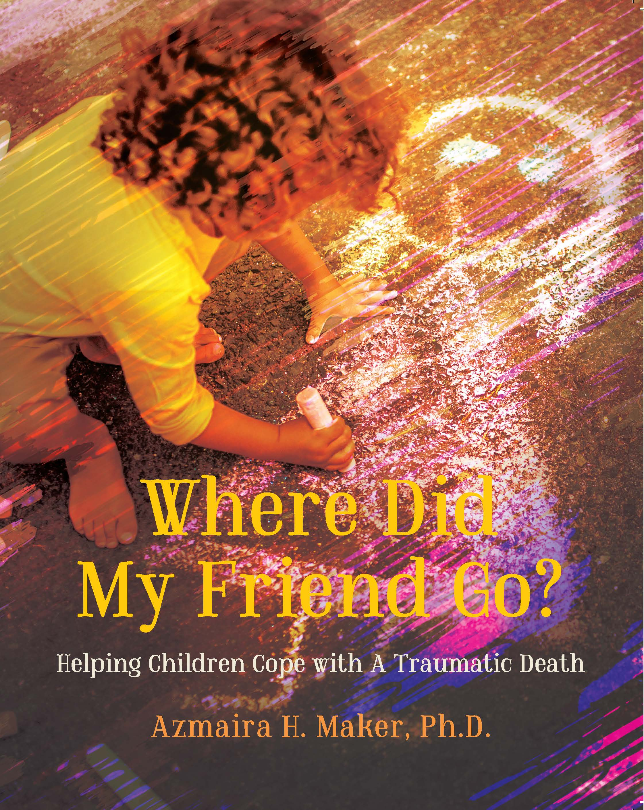 Where Did My Friend Go? Wins Finalist In 2017 Best Book Awards