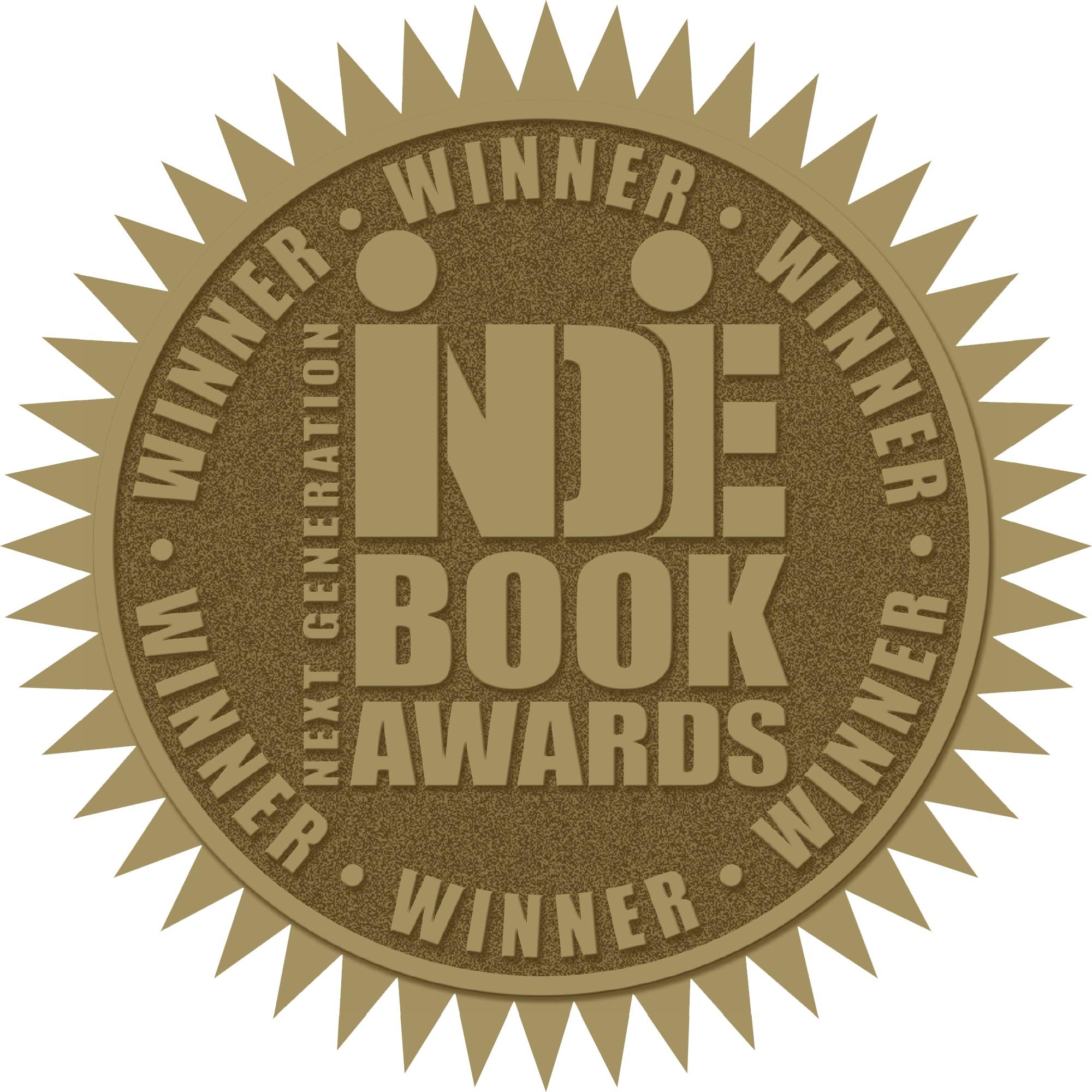 Indie Book Award Winner